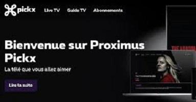 RV+ sur PROXIMUS PICKX